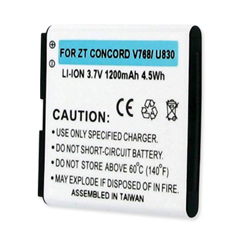 ZTE-Prelude-Cell-Phone-Battery-Li-Ion-37V-1200mAh-Rechargable-Battery-Replacement-For-ZTE-V768-Cellphone-Battery