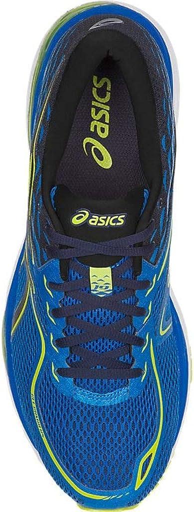 ASICS Men's Gel-Cumulus 19 Running Shoe Directoire Blue/Peacoat/Energy