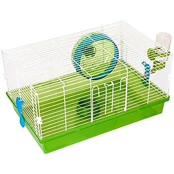 Favorite Small Animal Habitat Hamster Deluxe Pet Cage