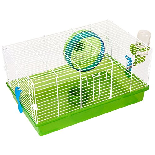 51lGiYpkcSL - Favorite Small Animal Habitat Hamster Deluxe Pet Cage