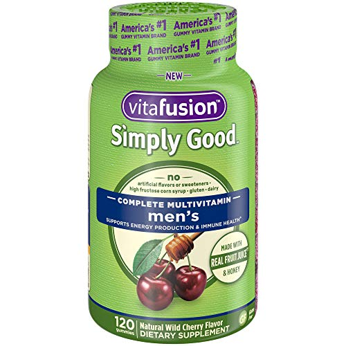 Vitafusion Simply Good Men