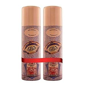 Lomani Skylite El Paso Deodorant, 200 ml (Pack of 2)