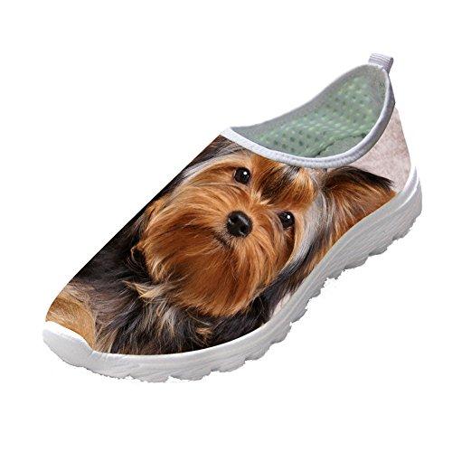 Sandales Yorkshire Terrier Femme Showudesigns Compensées 7xFHq00