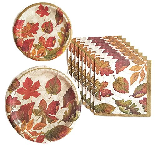 8 Luncheon Plates - 4