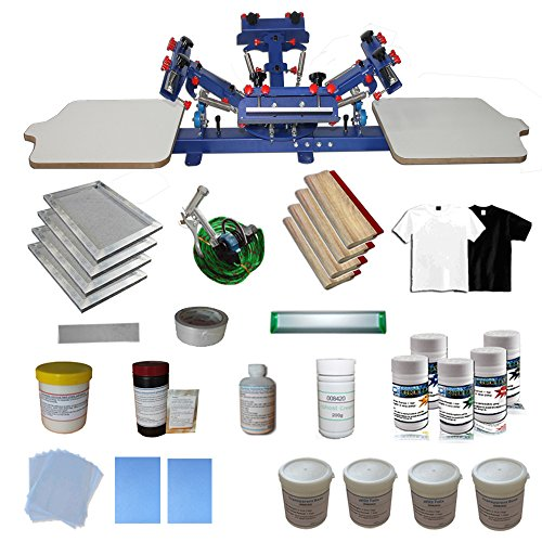 4-2 Screen Printing Press with Materials Starter Screen for sale  Delivered anywhere in USA