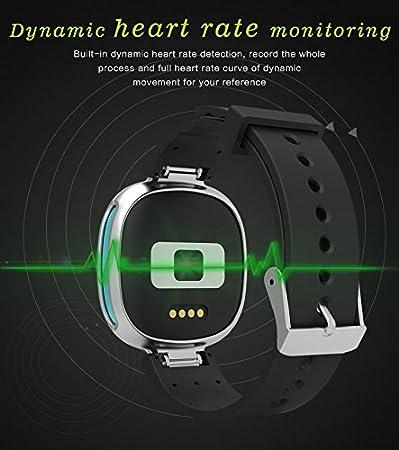 Pulsera de seguimiento de actividad Fitness Tracker, Bluetooth ...