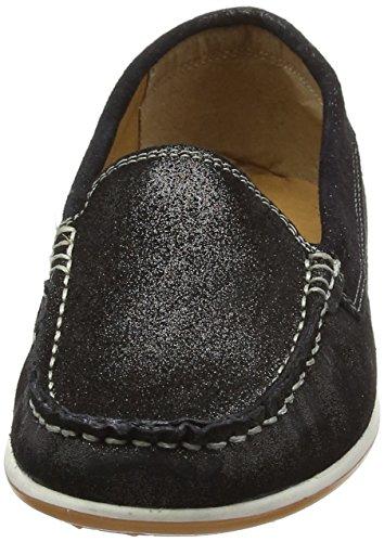 Lotus Women's Conforti Loafers Black (Black) VjFeYMR5i