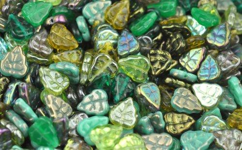 Leaf Beads - 6