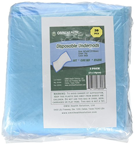 Ply Training - Omni Health Underpads 30