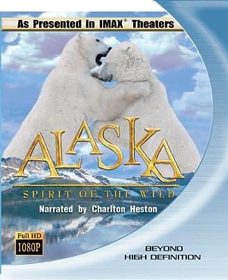 Alaska: Spirit of the Wild (IMAX) [Blu-ray]