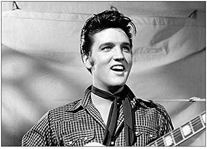 Carteles De Música Rock and Roll Elvis Presley Cantante De ...