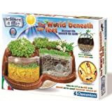 The World Beneath Our Feet - An Innovative Science Kit for Kids, Ages 8 and Up - Made in Italy