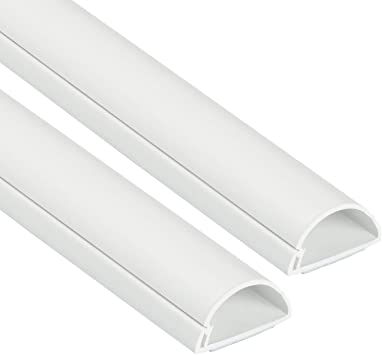Cable Trunking 2-Meter | Decorative Self-Adhesive