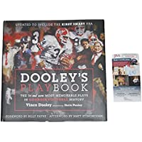 $137 » VINCE DOOLEY signed (GEORGIA BULLDOGS) DOOLEY'S PLAYBOOK signed book JSA - Autographed College Magazines