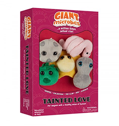 Giantmicrobes Themed Gift Boxes - Tainted Love