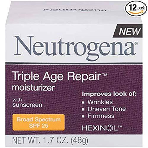 Neutrogena Triple Age Repair Moisturizer, 1.7 Ounce - 12 per case.