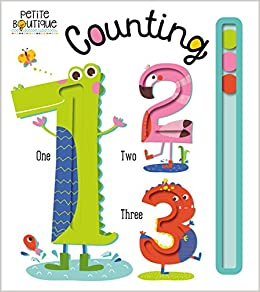 e31da6c1a86 Buy Counting 1 2 3 (Petite Boutique) Book Online at Low Prices in ...