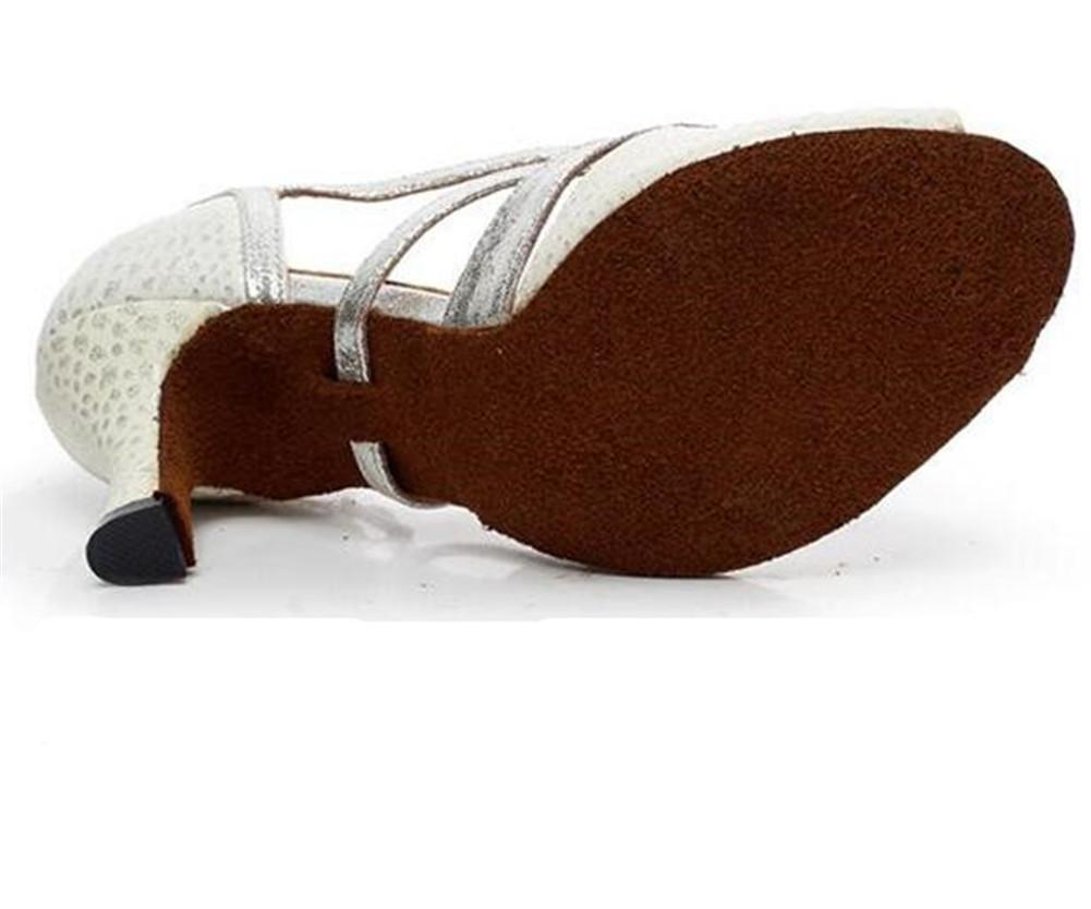 Frauen Schuhe Schuhe Frauen PU Ballsaal Lateinisch Taogo Tanzpumpen Sandalen Größe 35To41 - c35c2f