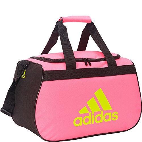adidas Diablo Small Duffel Limited Edition Colors (Solar Pink/Black/Solar