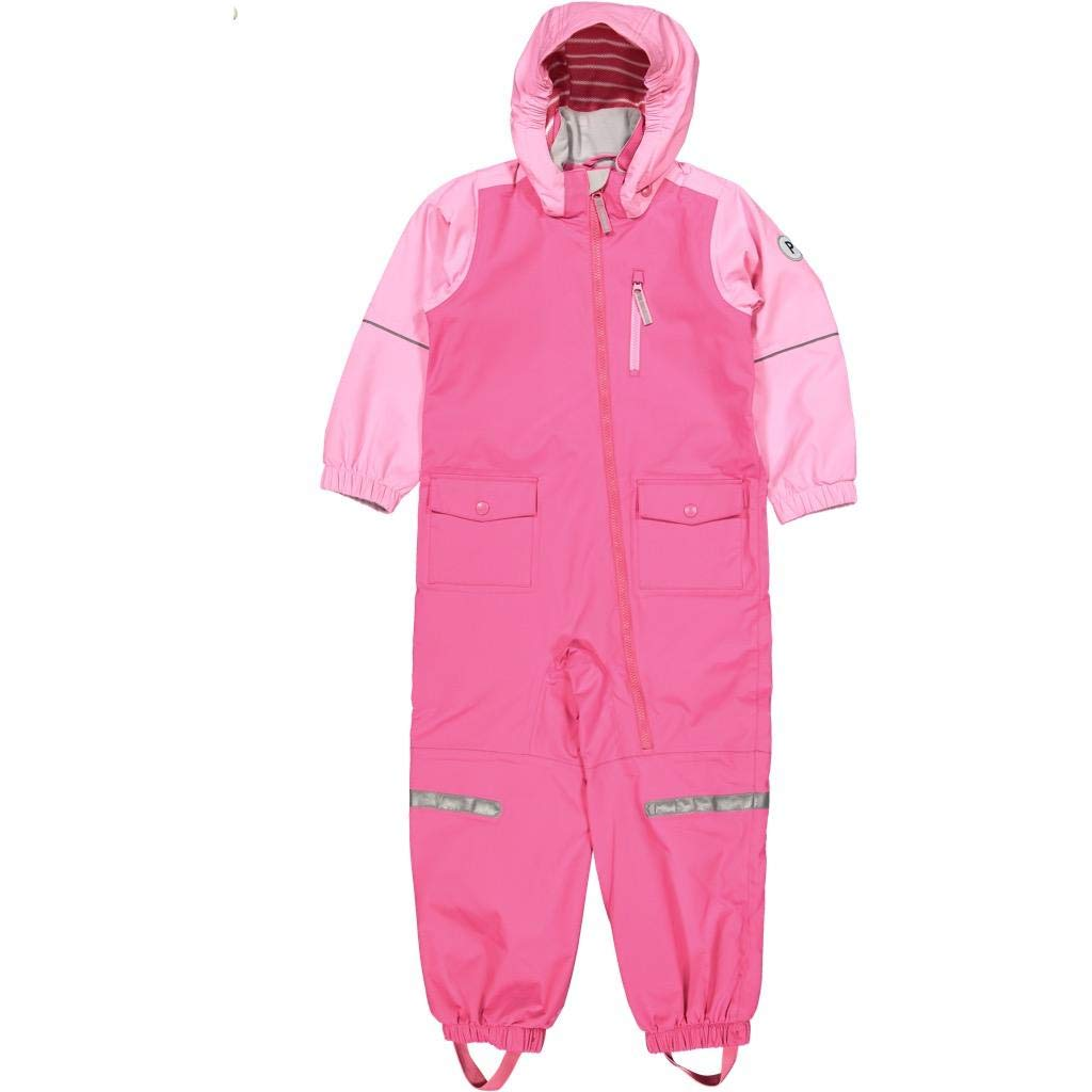 Polarn O. Pyret Waterproof Shell RAIN Suit (2-6YRS) - Fandango Pink/2-3 Years by Polarn O. Pyret