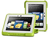 """OtterBox Defender Series Protective Case for Kindle Fire HD 7"""" with built-in screen protection, Green (compatible uniquement avec Kindle Fire HD 7"""" [ancienne g�n�ration])"""