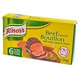 Knorr Beef Bouillon Cubes (24x2.3Oz )