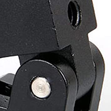 JH2Magic Brazo Cangrejo Garra Abrazadera Pantalla LCD Pinza de Pinza Alicates Clip Studio Bracket ToGames-ES