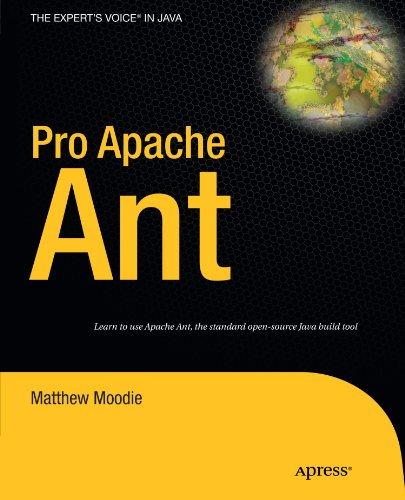 Pro Apache Ant (Professional Apress)