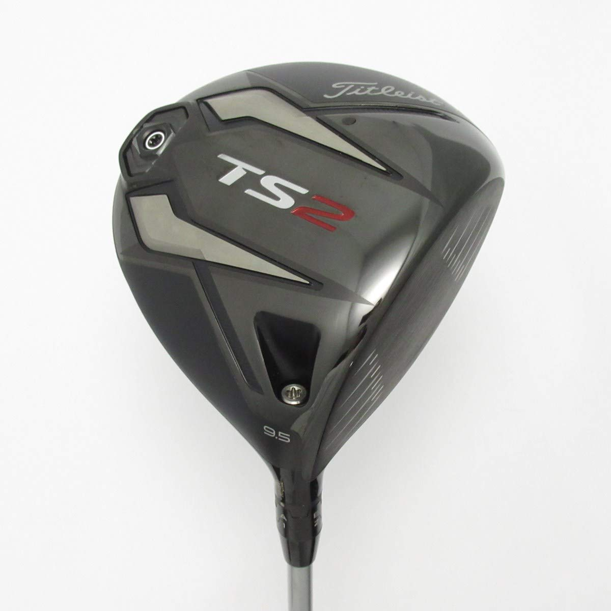 【中古】タイトリスト TITLEIST TS2 ドライバー Titleist Speeder 519 Evolution B07T5XVCDB  S
