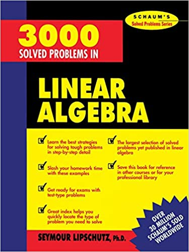 solved problems in algebra