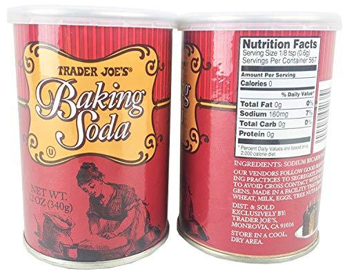 Trader Joe's Baking Soda (Pack of 2)