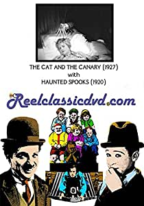 THE CAT AND THE CANARY with HAUNTED SPOOKS