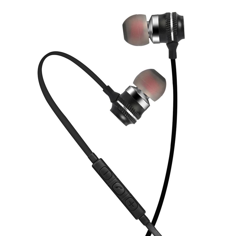 Macbook MP3 iPad iPod MP4 Xshuai Ergonomisches Design Soft Wired Metall In Ear Universal Kopfh/örer 3.5mm HiFi Stereo Bass Kopfh/örer mit Mic f/ür iPhone Blau // Rosenrot // Silber SAMSUNG PC Notebook HTC Premium und Portable