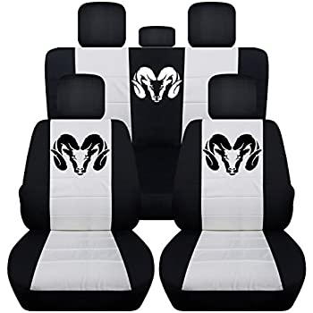 durafit seat covers dg16 xd3 c dodge ram 1500 3500 quad cab front and back seat. Black Bedroom Furniture Sets. Home Design Ideas