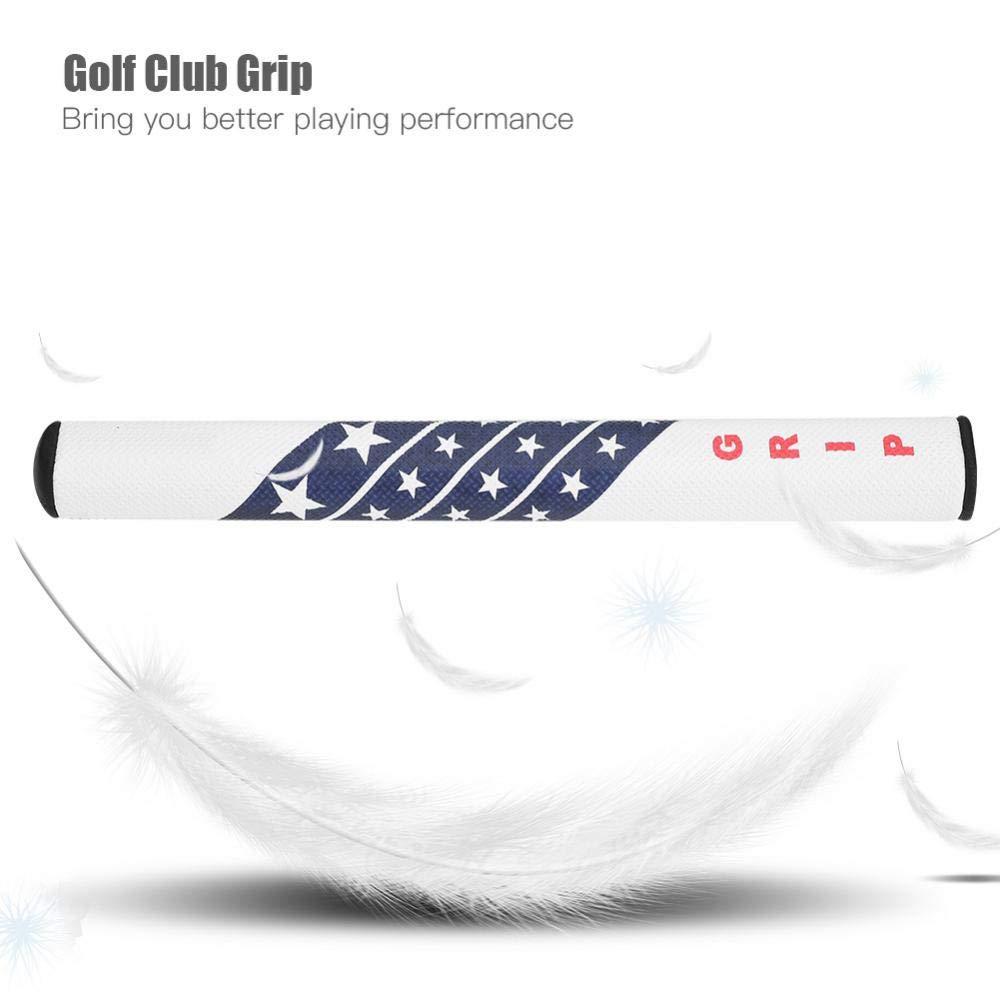Fishlor Golf Putter Grip, Antideslizante PU Golf Grip ...
