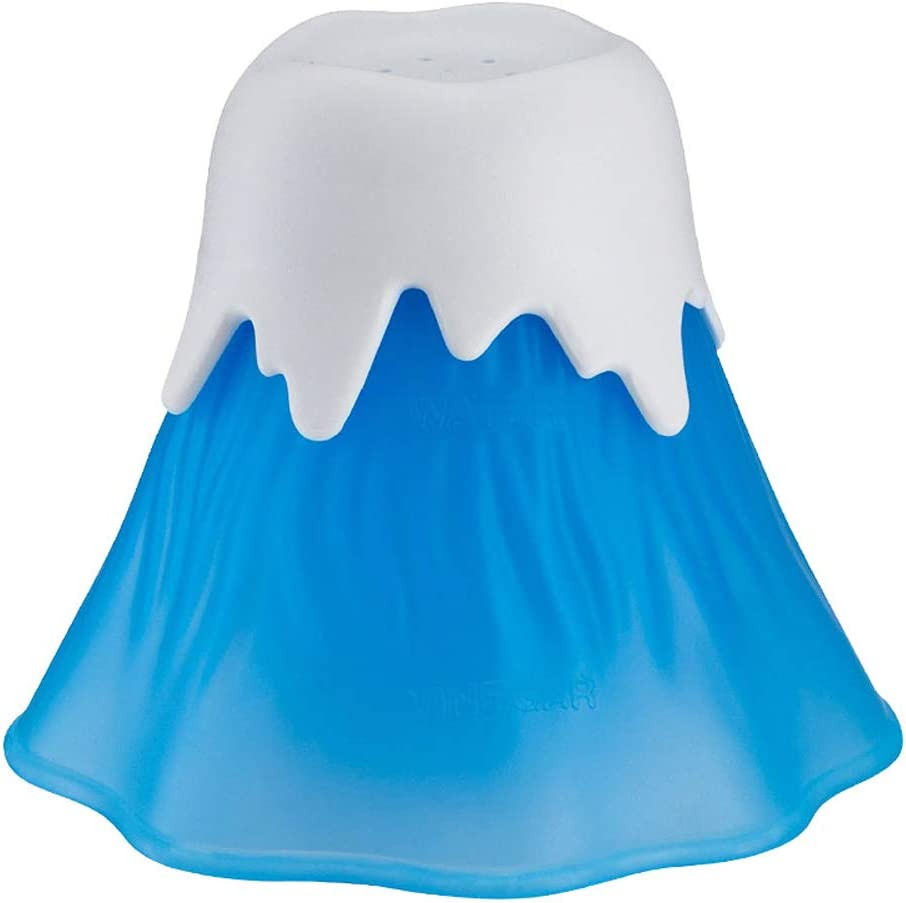 ZOEAST(TM) Volcano Microwave Cleaner- Microwave Oven Steam Cleaner,High Temperature Steamer Easily Crud in Minutes Steam Cleans and Disinfects with Vinegar and Water for Kitchen (Blue)