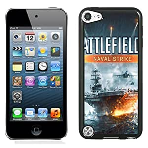 NEW DIY Unique Designed iPod Touch 5th Generation Phone Case For Battlefield 4 Naval Strike Phone Case Cover