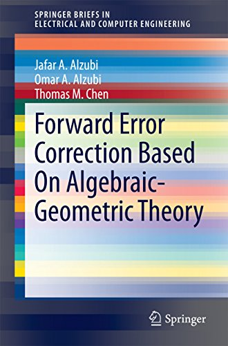 Reed Pro M/c (Forward Error Correction Based On Algebraic-Geometric Theory (SpringerBriefs in Electrical and Computer Engineering))