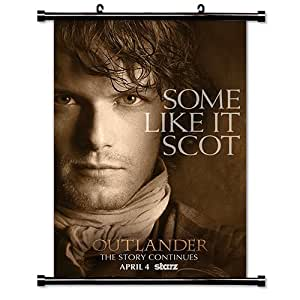 Outlander TV Show Wall Scroll Poster (16x24) Inches