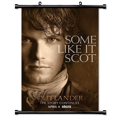 Outlander TV Show Wall Scroll Poster