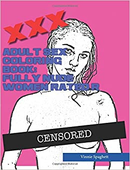 xxx adult sex coloring book fully nude erotic women in softcore poses - Nude Coloring Book