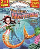 The Little Mermaid: Sing-Along CD, Storybook, PC Features by Various
