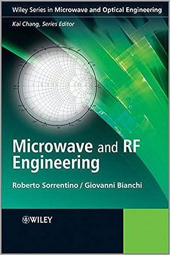 Microwave and rf engineering roberto sorrentino giovanni bianchi microwave and rf engineering roberto sorrentino giovanni bianchi kai chang 9780470758625 amazon books fandeluxe Gallery