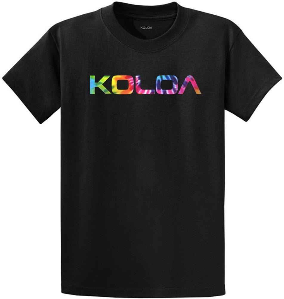 Koloa Surf Original Rainbow Logo Heavyweight Cotton T-Shirt/c-S