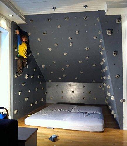 50 Large Kids Bolt on Climbing Holds WITHOUT Hardware