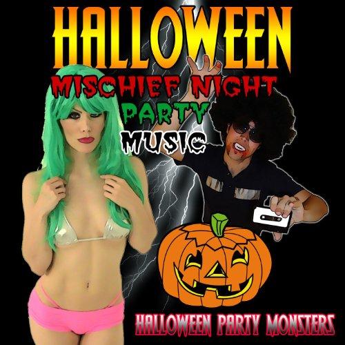 Halloween Mischief Night Party Music -