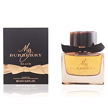 Amazoncom Burberry My Burberry Black Parfum 17 Oz Luxury Beauty