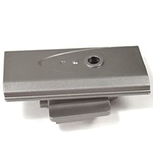 Samsung DA67-02785A Refrigerator Freezer Door Handle End Cap Genuine Original Equipment Manufacturer (OEM) Part