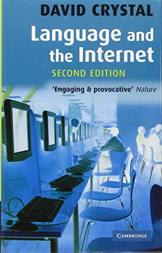 Language and the Internet by Cambridge University Press