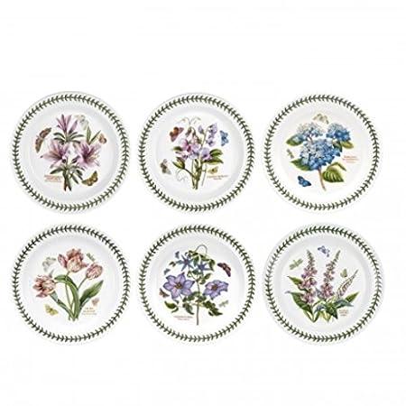 Portmeirion Botanic Garden Dinner Plate 10 u0026quot;  sc 1 st  Amazon UK & Portmeirion Botanic Garden Dinner Plate 10